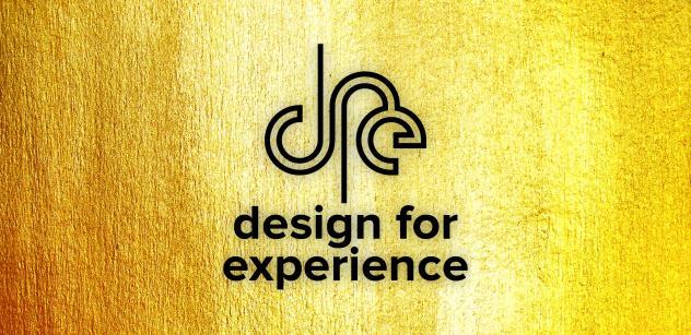 Casebook: Design for Experience Awards Winner!