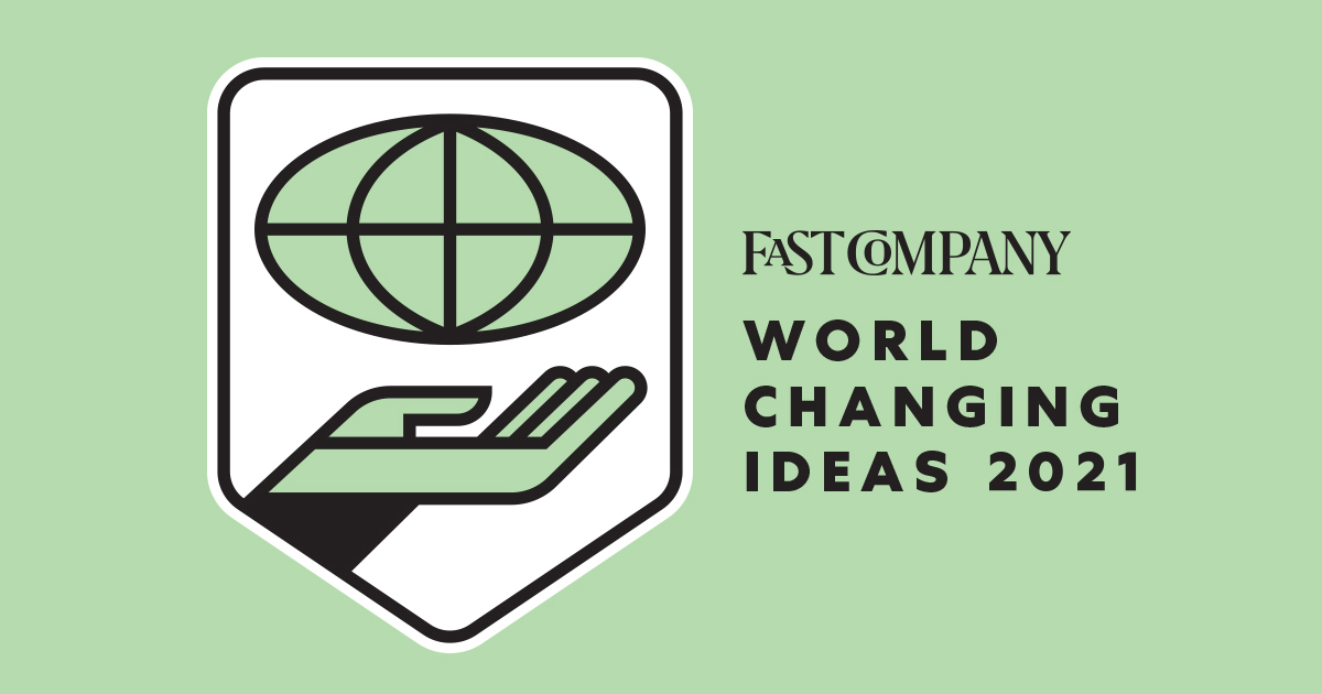 Casebook's Case Management Solution, cb Engage Selected as Honorable Mention in the Software Category of Fast Company's 2021 World Changing Ideas Awards